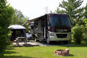 Le Domaine des Cantons, un camping 5 étoiles !